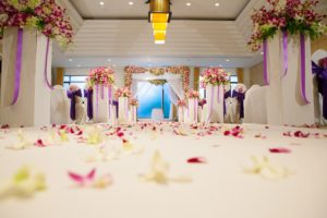 The first choice for wedding venues is marriage halls. For the denizens of the city, it is one of the most significant investments of the day.
