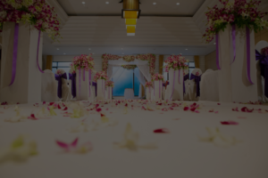 Beautiful Decoration of marriage halls in Chennai