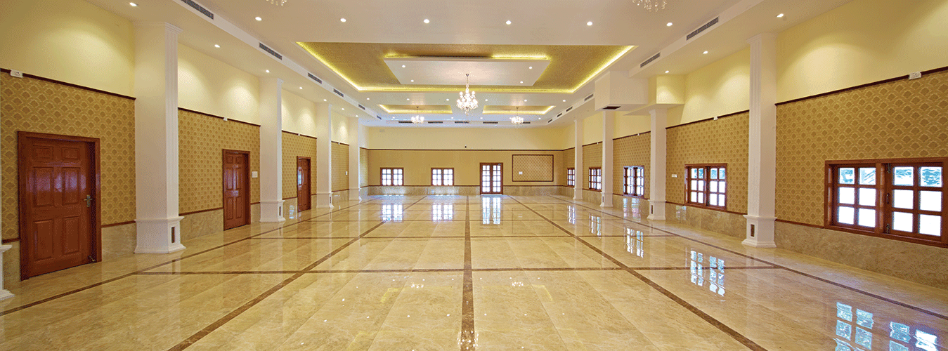 Large hall suitable for Weddings in Chennai