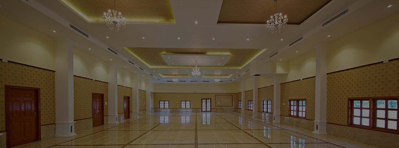 AC Marriage Hall in Chennai