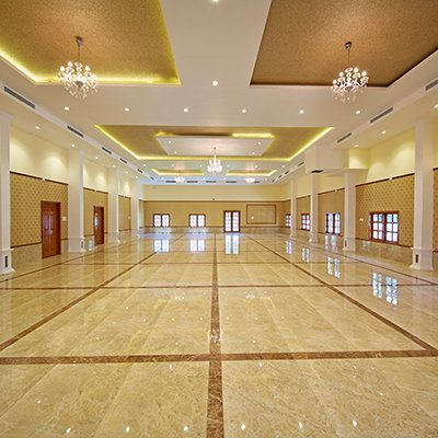 Spacious Pillarless Wedding halls in Chennai